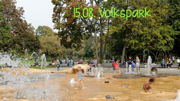 15.08.16 Picknick im Volkspark