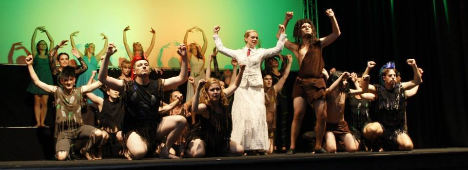 Musical Tomorrow Tarzan