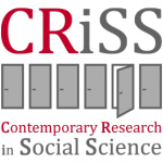 CRiSS – Contemporary Research in Social Science (Lecture Series)