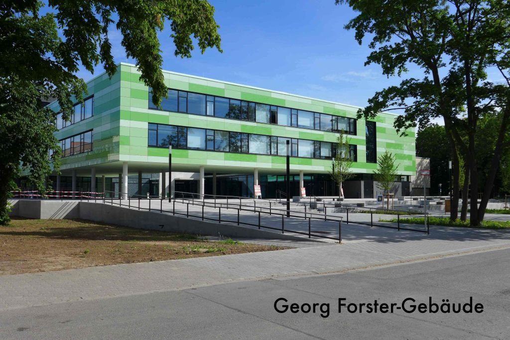 Georg-Forster-Building