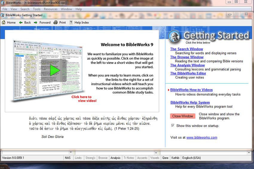 Bibleworks 9 ver 9 0 12 378 update