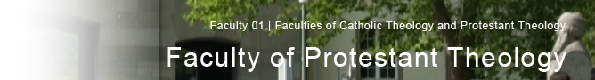 Faculty of Protestant Theology