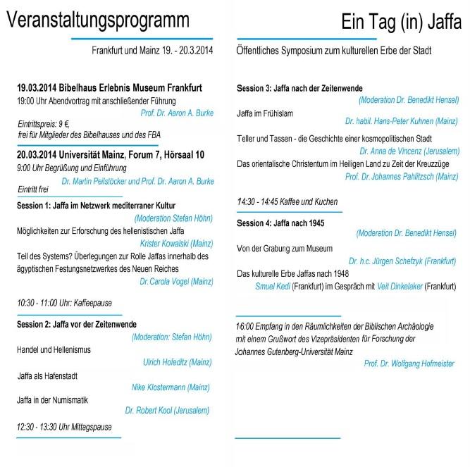 Jaffa-Programm