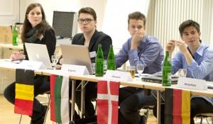 Uni Magazin Politikwissenschaft EU Rollenspiel