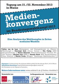 Medienkonvergenz im BTW-Wahlkampf 13