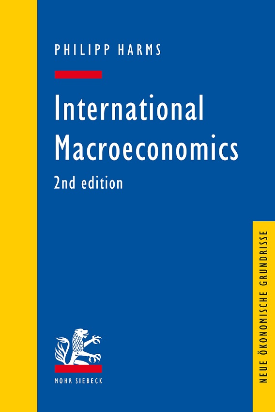 "Cover ""International Macroeconomics"""