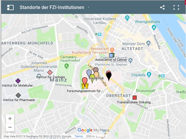 Ansprechpartner Und Standorte Forschungszentrum
