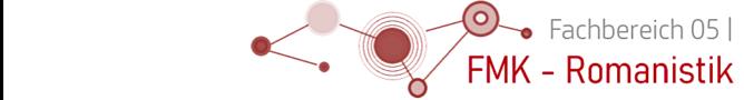 FB 05 - Romanistik - Fachmedienkompetenz und E-Learning