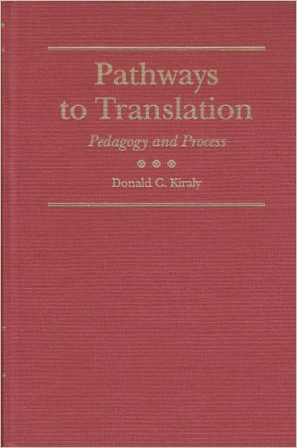 Pathways to Translation - Pedagogy and Process