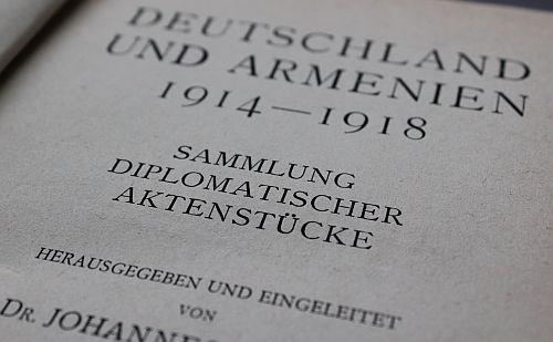 Nachgeschichte I Offizielle Reaktionen Nach 1918 Osmanisch Deutsche Verflechtungen Und Die Armeniergrauel Im Ersten Weltkrieg