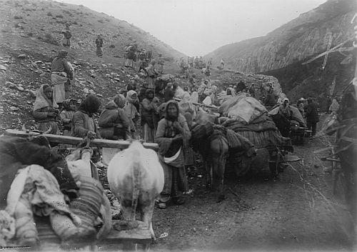 Historischer Uberblick Osmanisch Deutsche Verflechtungen Und Die Armeniergrauel Im Ersten Weltkrieg