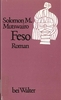 English translation of Solomon M. Mutswairo's Shona novel Feso 1957