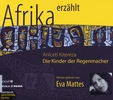 Audiobook based on the German translation of a Kikerewe novel by Aniceti Kitereza