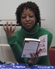Reading with Angela Makholwa, 2008