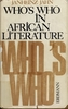 Who's Who in African Literature