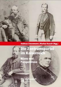 Cover_Linsenmann_Zentrumspartei im Kaiserreich