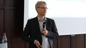 Professor Brinkmann - 30 Jahre Institut für Informatik
