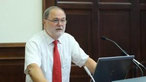 Professor Mehlhorn - 30 Jahre Institut für Informatik
