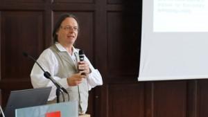 Professor Rost - 30 Jahre Institut für Informatik