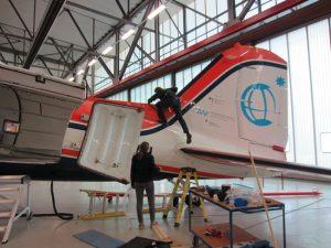 Kletterausrüstung Im Flugzeug : Pamarcmip 2017 institut für physik der atmosphäre