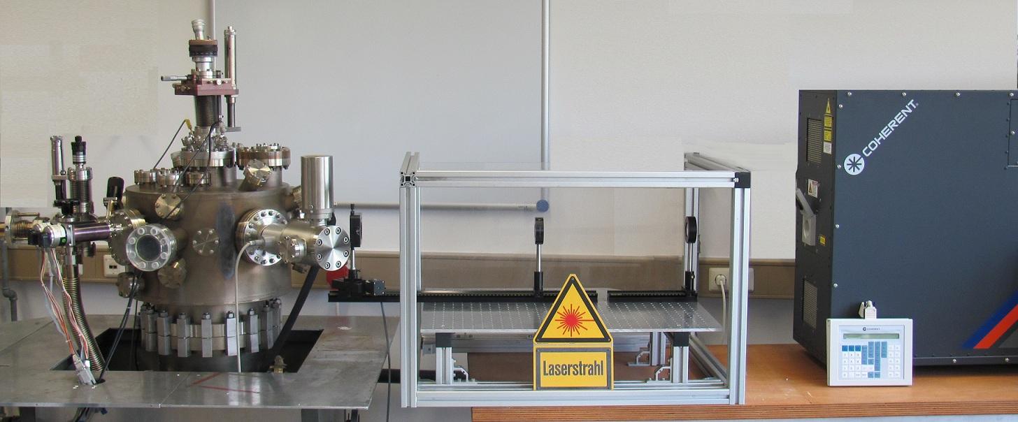 Laserablationsanlage