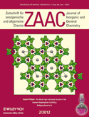 CoverPicturecolon_ZAAC-Journal-of-Inorganic-and-General-Chemistry-2/2012