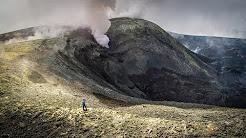 2017: DJI and VAMOS TEAM on Mount Etna: