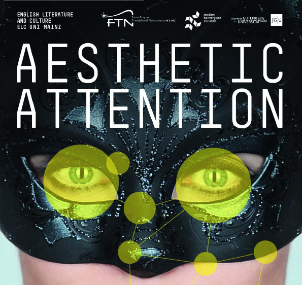 "22./23.11.2013: Tagung ""Aesthetic Attention"""