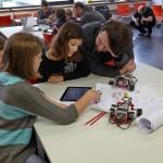 Lego Mindstorms Programmierung