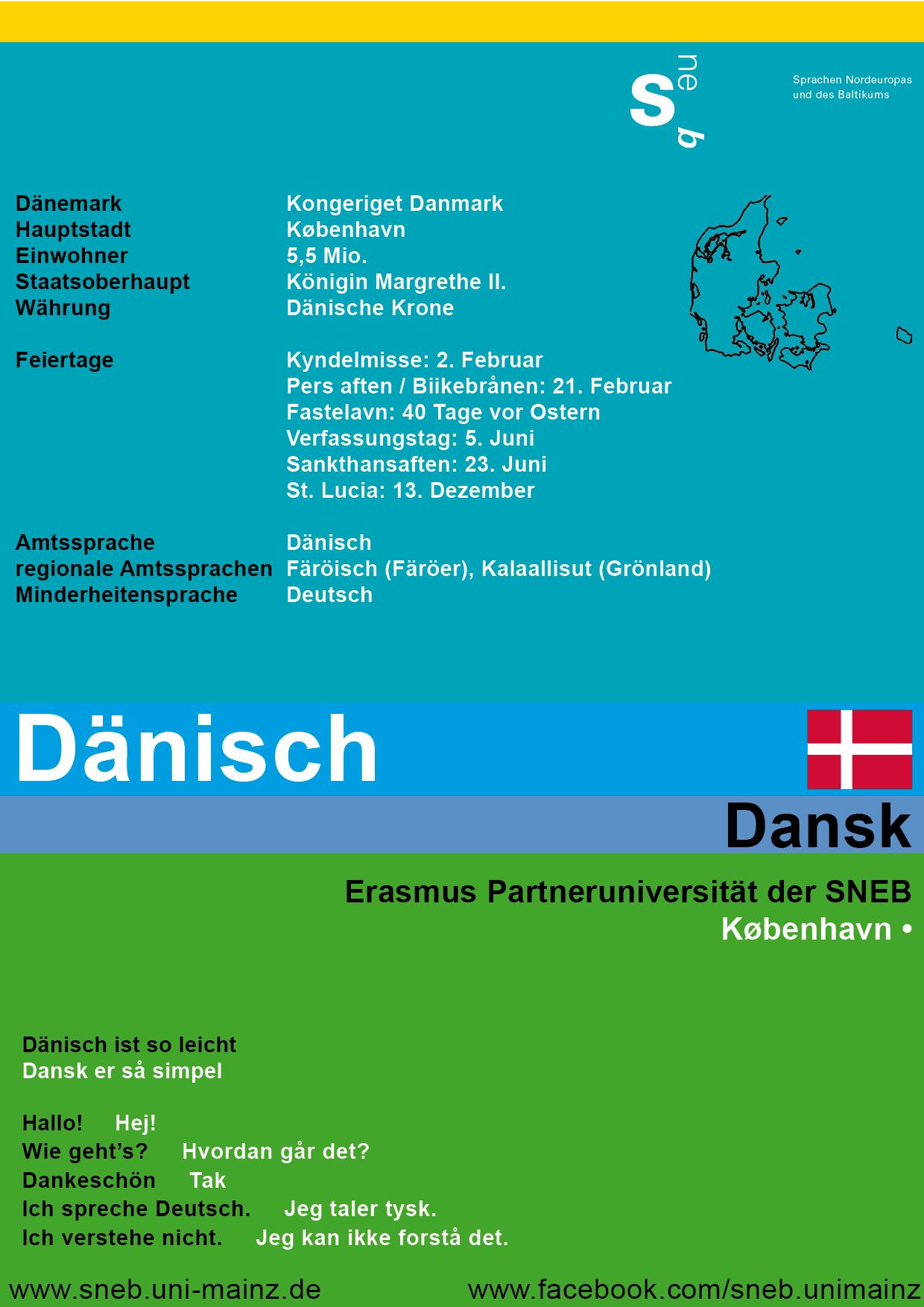 Tafel Dänemark