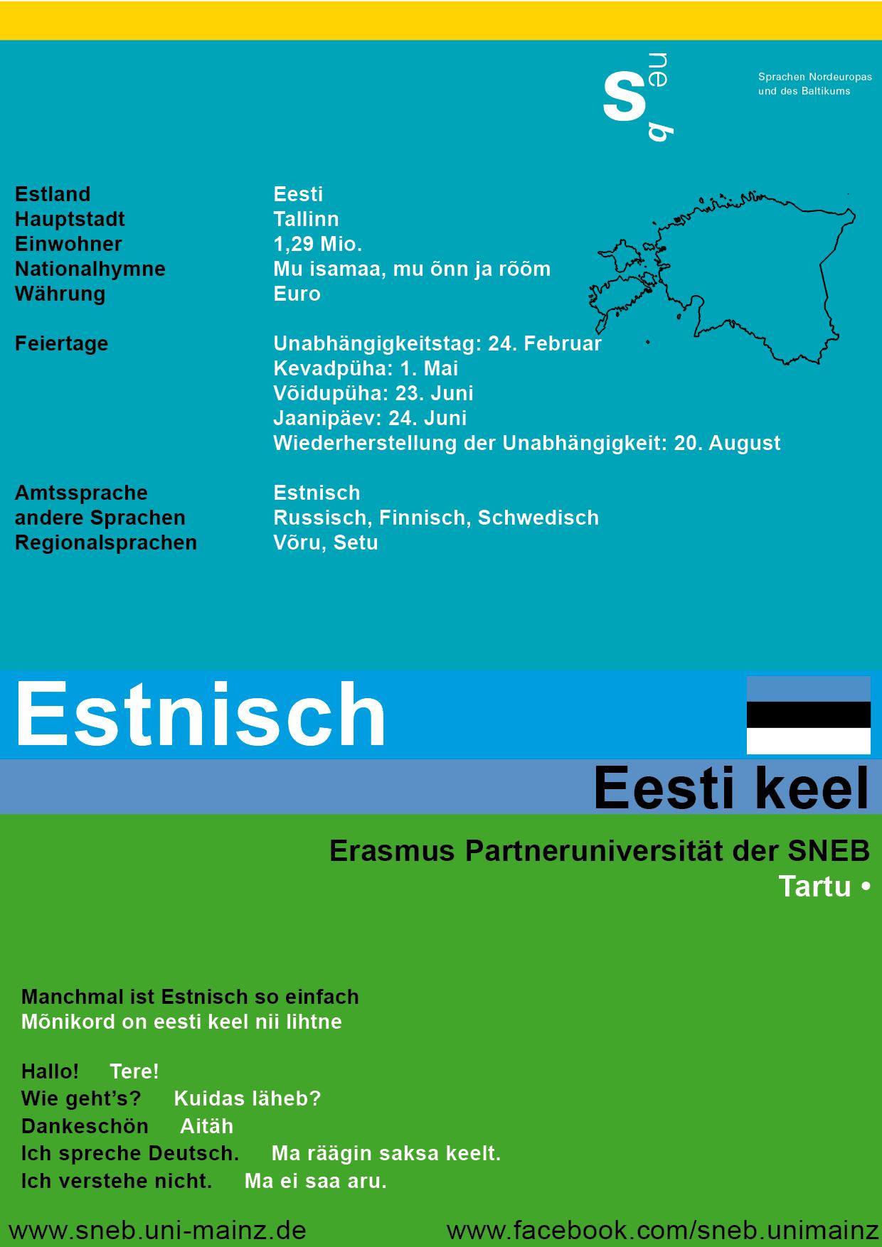 Tafel Estland