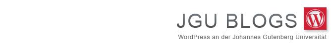 JGU Blogs
